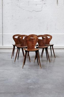 chaises baumann