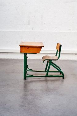 pieds compas bureau enfant vintage mobilier retro scolaire petit bureau home deco tendances pop up store concept store lyon boutique mobilier brocante