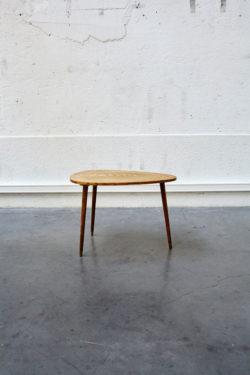 Table tripode en bois