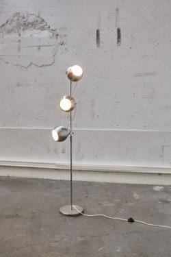 Pieds Compas, vente mobilier vintage design scandinave ecolier console vintage retro mobilier boutique lyon concept store enfilade luminaire lampadaire lampe a poser design chrome