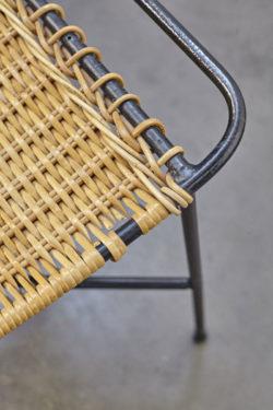 bout de canapé en rotin chaise d'école ensemble EMU ensemble de jardin vintage mobilier de jardin vintage EMU design table vintage chaise vintage lampadaire industriel chaise tapiovaara chaise baumann commode pieds compas mobilier scandinave fauteuil scandinave