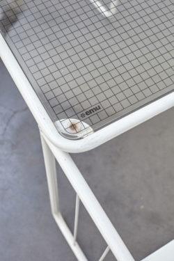 Ensemble EMU ensemble de jardin vintage mobilier de jardin vintage EMU design table vintage chaise vintage lampadaire industriel chaise tapiovaara chaise baumann commode pieds compas mobilier scandinave fauteuil scandinave