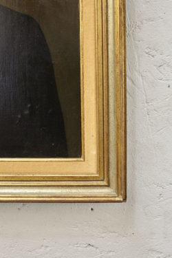 Tableau portrait décoration mobilier vintage scandinave