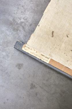 carte ancienne italie décoration pieds compas mobilier scandinave vintage