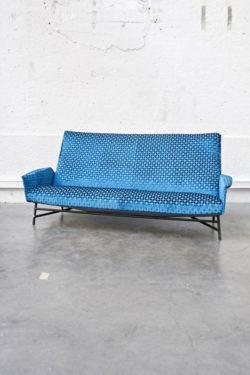 Meuble vintage mobilier pieds compas meuble TV commode vintage commode scandinave chaise bertoia chaise tapiovaara canapé vintage canapé guy besnard