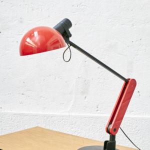 Lampe Guzzini de bureau vintage mobilier design pieds compas décoration scandinave