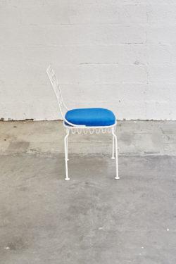 Salon de jardin vintage mobilier pieds compas décoration mobilier scandinave design furniture