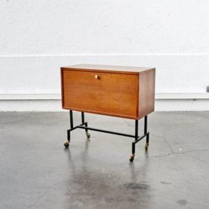 console vintage table dappoint pieds compas fauteuil vintage commode vintage chevet vintage commode pieds - Mobilier Vintage