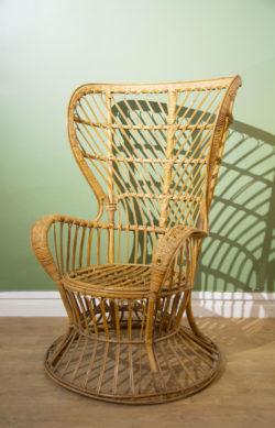 Fauteuil Emmanuelle Gio Ponti design furniture mobilier italien années 50