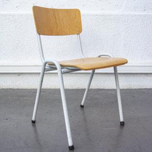 chaise indus mobilier vintage pieds compas enfilade scandinave table bistrot chaise d'école