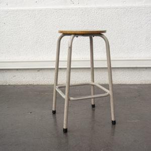 tabouret indus mobilier pieds compas vintage enfilade scandinave table bistrot chaise d'école