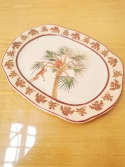 vaisselle ancienne vaisselle emaillee vintage lyon store brocante italie peint a la main ceramique décoration retro chic design mobilier home deco ambiance interieur maison