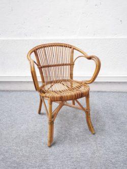 chaise rotin fauteuil vintage brocante maison ameublement deco home deco tendance lyon decoration pieds compas boutique ameublement