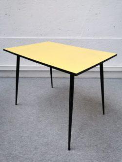 Bureau vintage, table pieds compas, vintage, mobilier vintage, rotin, fauteuil scandinave, enfilade, table de ferme meuble de campagne miroir ancien