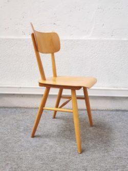 chaises ton vintage bois bibliotheque vitrine pieds compas teck anglais scandinave enfilade boutique lyon shop ameublement meuble decoration vintage lyon retro années 50 60 palissandre buffet brocante
